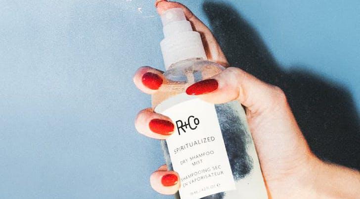 The R+Co Spiritualized Dry Shampoo Mist Rekindled My Love of Dry Shampoo