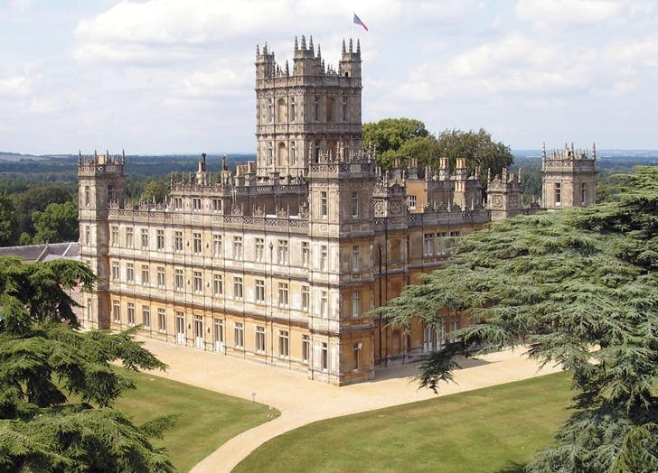 Visiting Highclere Castle  the Real Downtown Abbey
