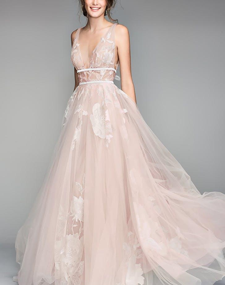 Willowby Galatea Tulle Wedding Dress