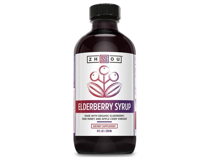 Zhou Nutrition Elderberry Syrup