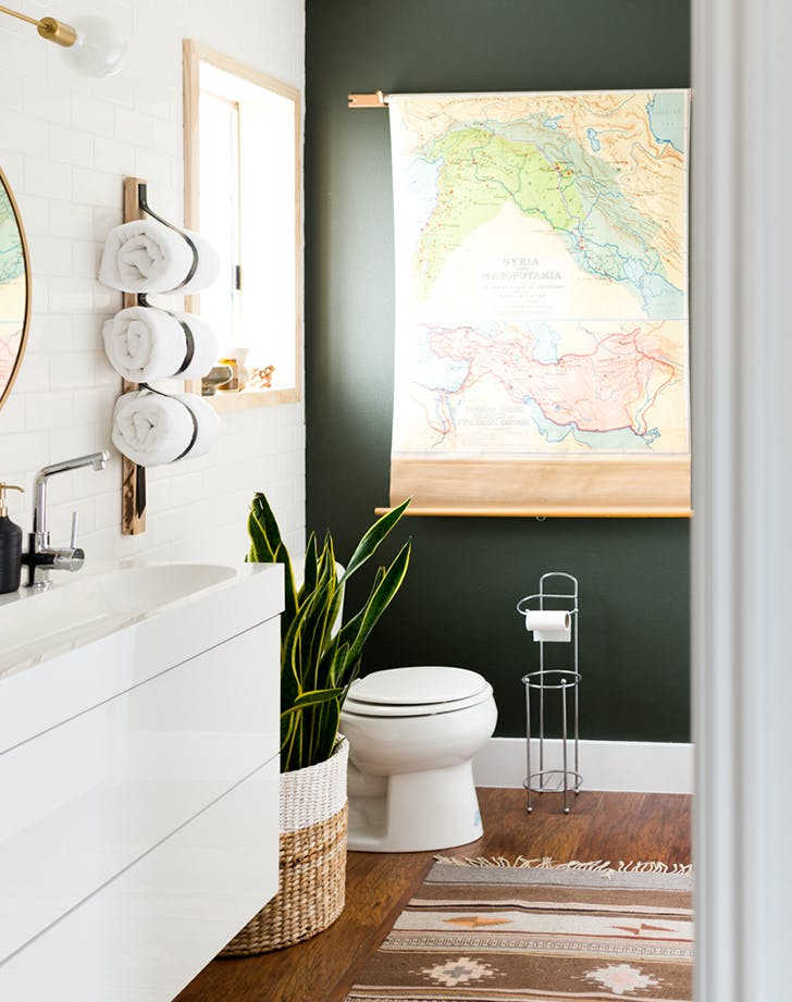 12 Bathroom Color Ideas You Haven T Thought Of Purewow