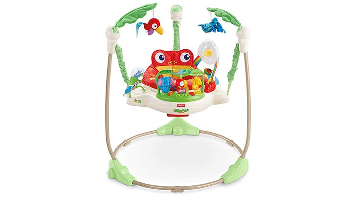 This Infant Bouncer Has Over 7,000 Five-Star Reviews on Amazon