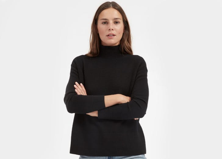best cashmere sweaters wont pill everlane