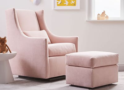 The 8 Best Nursery Glider Chairs Of