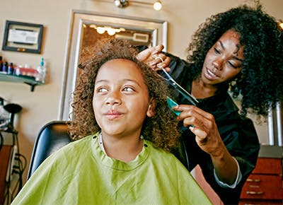 Curly Hair Salons in NYC - PureWow