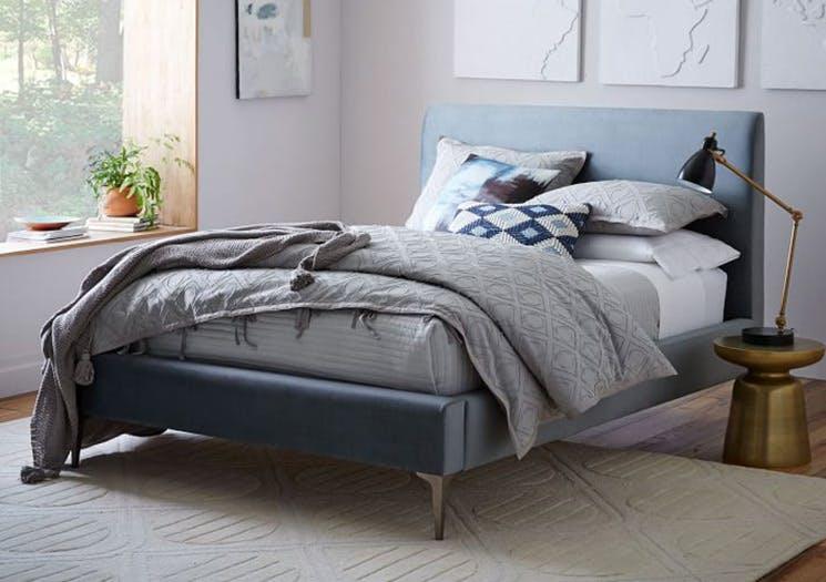 best affordable beds Upholstereds