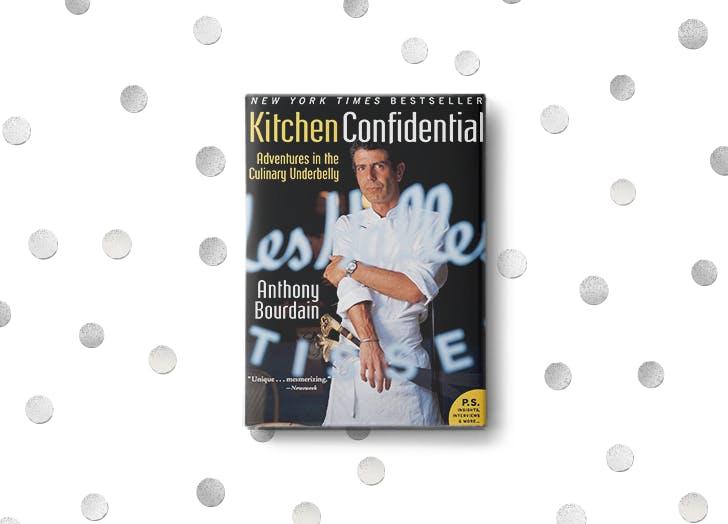 best audiobooks kitchen confidential