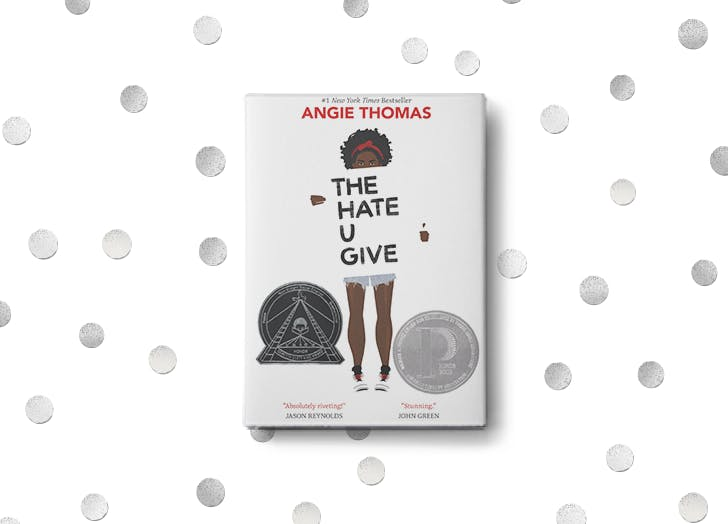 best audiobooks the hate u give