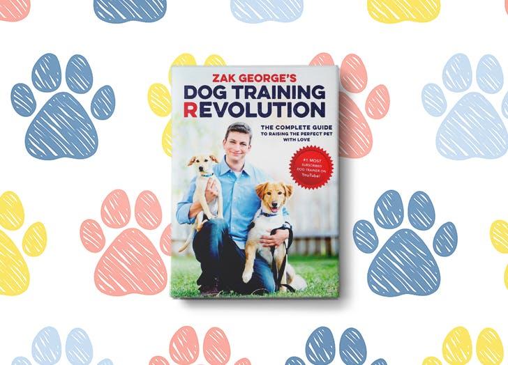 best dog training books Zak George s Dog Training Revolution