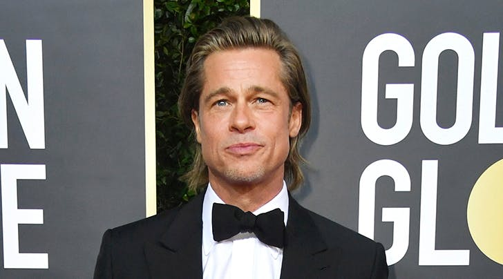 Brad Pitt Scores Golden Globe for Best Supporting Actor in a Motion Picture
