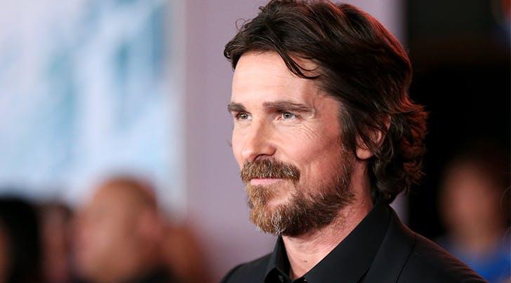Here's Why Christian Bale Isn't Attending Tonight's Golden Globe Awards