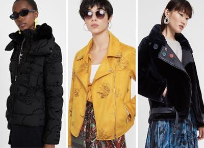 desigual coats 400