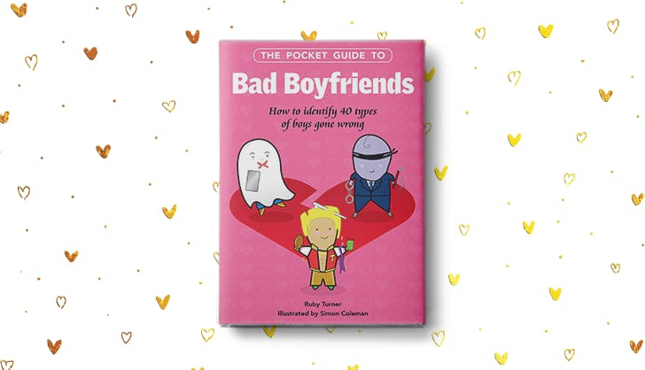 'The Pocket Guide to Bad Boyfriends' Is the Best Single-Girl Valentines Day Gift
