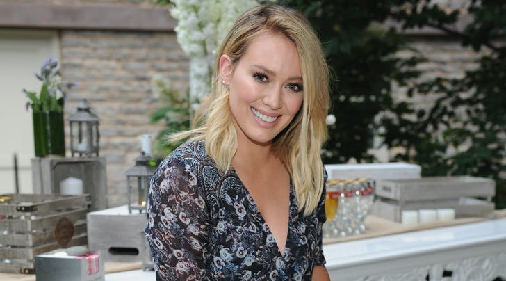 Hilary Duff Had Major Mom Guilt When Welcoming Her Second Child