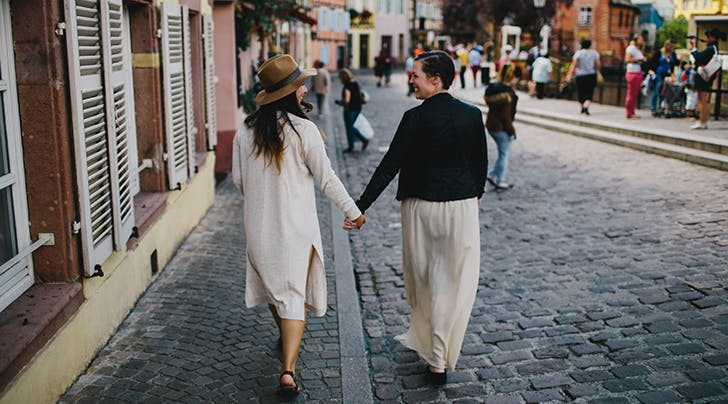This Millennial Honeymoon Trend Is Surprisingly...Practical?