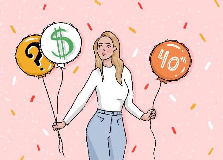 How Much Money Should I Have Saved by the Time I'm 40?