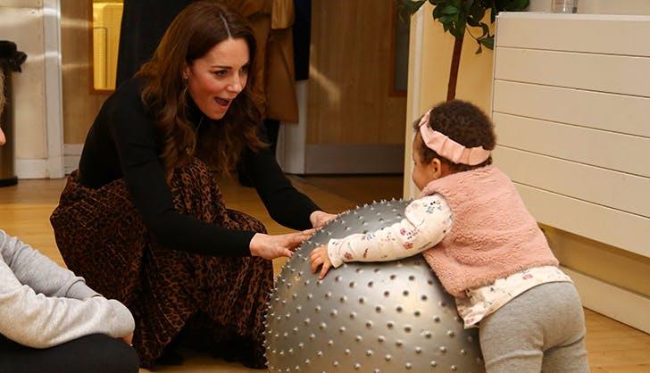 kate middleton parenting move