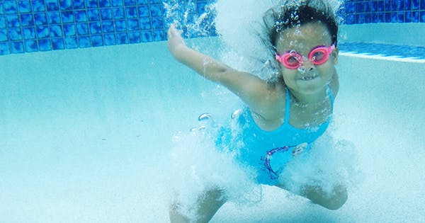 All the Things You'll Need for Baby's First Swim Class