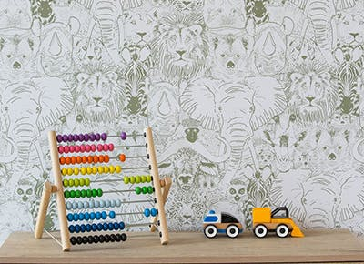 The Best Wallpaper for Kids' Rooms