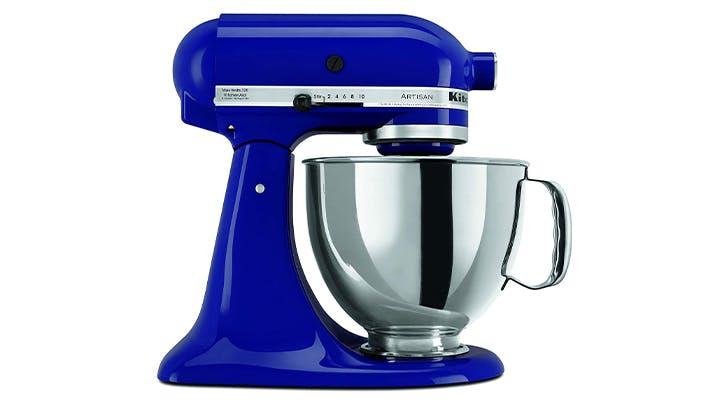 KitchenAid Stand Mixers Are on Mega-Sale on Amazon Right Now