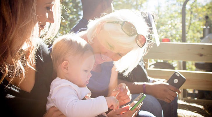 The 'Maternal Grandparent Advantage' Is Real, and Now Our Relationship with Our Mom Makes So Much Sense