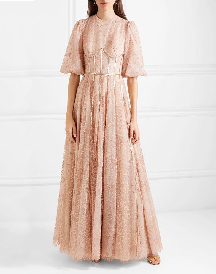 26 Non White Wedding Dresses For Non Traditional Brides Purewow,Lace Empire Waist Plus Size Wedding Dresses