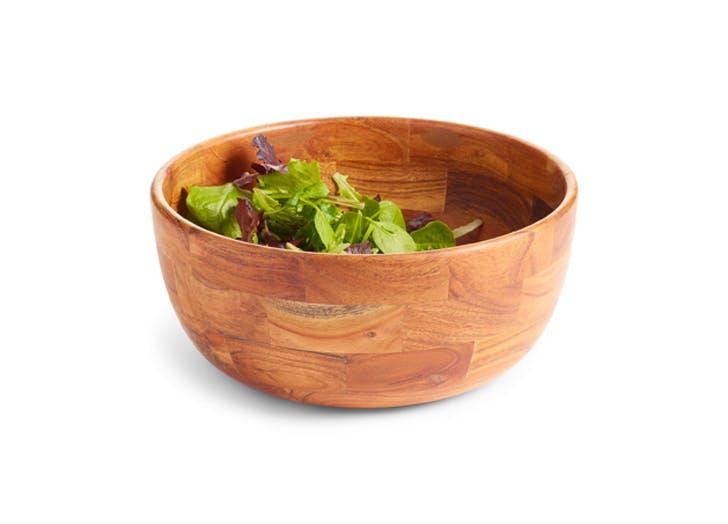 nordstrom at home large wood serving bowl