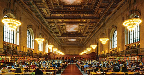 Behold, the 10 Most Checked-Out Books in N.Y. Public Library History