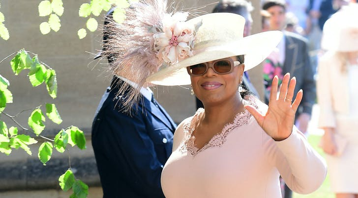 Oprah Winfrey Says She Supports Meghan Markle and Prince Harry's Decision '1,000 Percent'