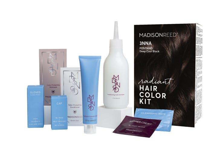 organic hair dye madison reed radiant hair color kit