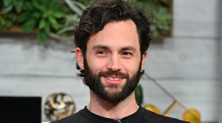 Pray Tell, What's the Deal with 'You' Star Penn Badgley's Beard?
