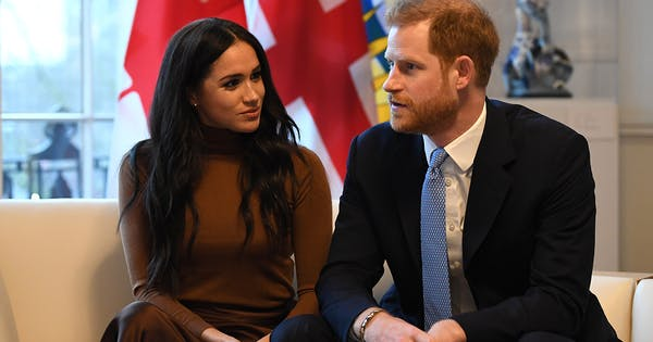 Buckingham Palace Reacts to Harry and Meghan's Decision to Step Back from Royal Life