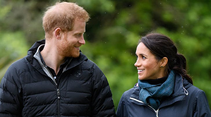 What Does Prince Harry & Meghan Markle's Canada Move Mean for Their Dogs?