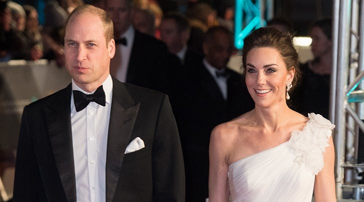 Here's Why Kate Middleton Is Being Asked to Recycle an Old Dress for Her Next Big Night Out