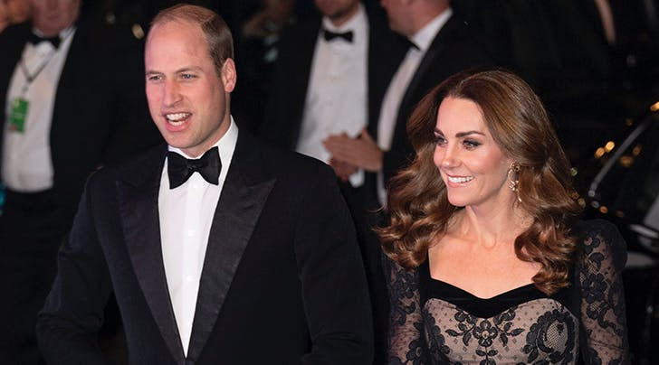 Prince William & Kate Middleton Announce First Joint Appearance of 2020