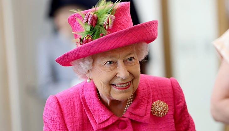 queen elizabeth senior royal family member