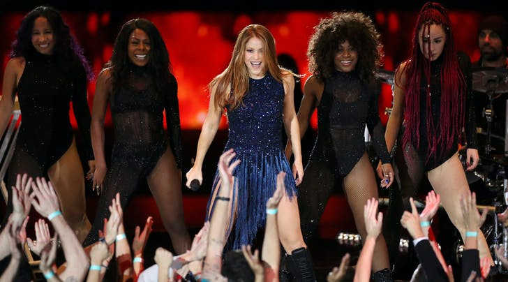 Here's Exactly How Shakira Is Getting Ready for the Super Bowl, According to Her Trainer
