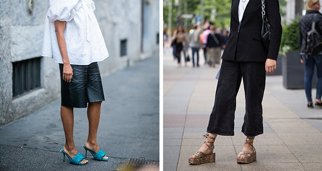 Mary Janes, Clogs and 3 Other Spring Shoe Trends We Can't Get Enough Of
