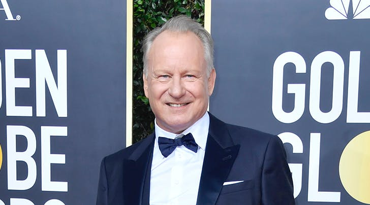 Stellan Skarsgård Scores the Award for Best Supporting TV Actor at the 2020 Golden Globes