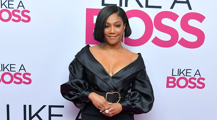 Tiffany Haddish's Trick for Making Reporters Feel More at Ease Is Genius—& It Totally Worked on Me