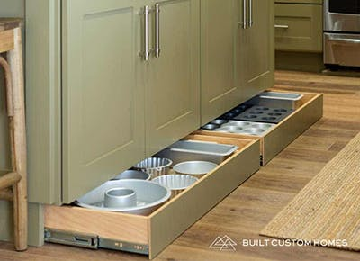 Why You Should Install Toe Kick Drawers Purewow