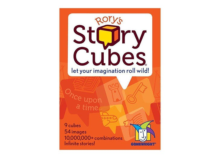 travel games for kids rorys story cubes