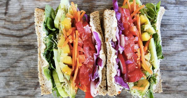 14 Vegetarian Lunches That Will Actually Fill You Up