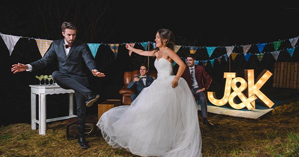 20 Best Wedding Entrance Songs to Get This Party Started