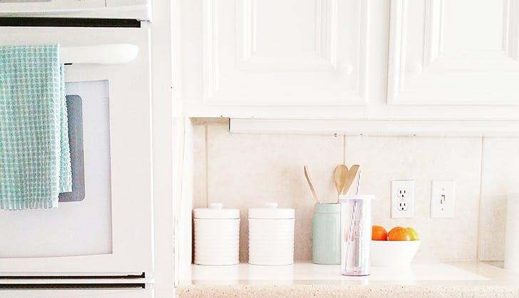 white cabinets kitchen remodel