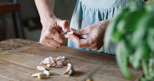 I'm a Food Editor and This $17 Garlic Press Is the Only Single-Use Item You'll Find in My Kitchen