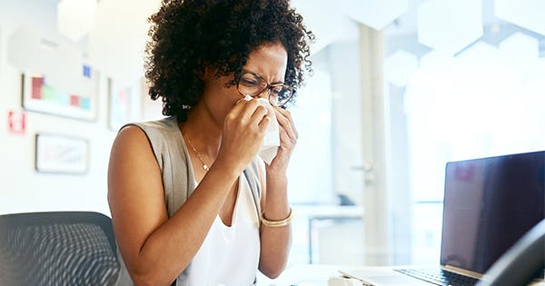 Everyone at Work Sick? Here are 6 Amazon Items to Keep in Your Desk to Avoid Getting the Office Plague