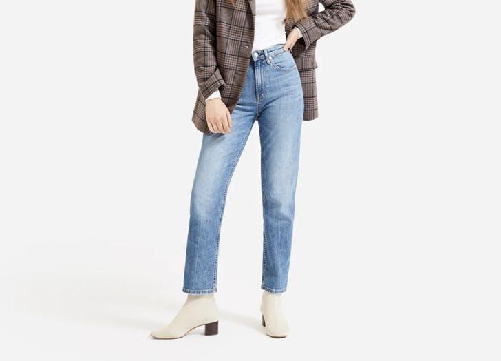 1. The Super Straight Jean