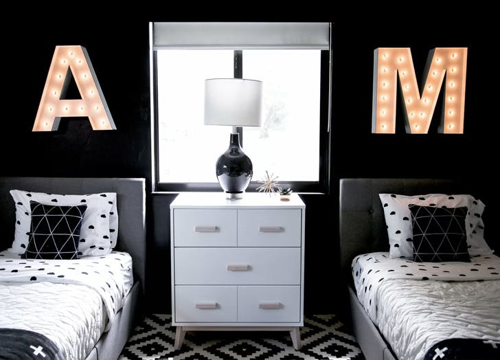 Boy Girl Shared Room Ideas Purewow