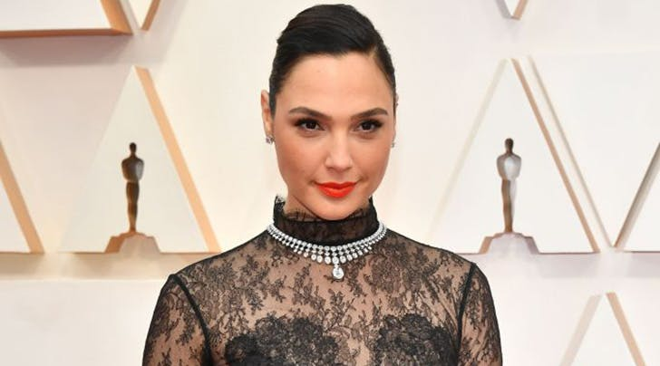 Here's Exactly How Gal Gadot Achieved Her Oscars Look, According to Her Makeup Artist